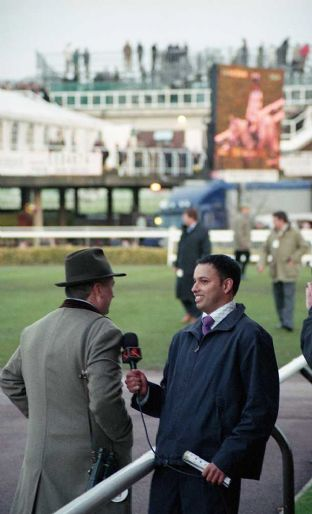 Rishi & Paul Nicholls (Interviewer & Trainer) (A032-22)